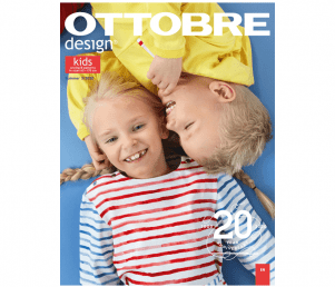 OTTOBRE design® (Nr. 3 - 2020) Kids Fashion (EN)