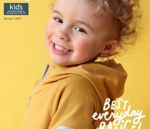 OTTOBRE design® (Nr. 1 - 2021) Kids Fashion (EN)